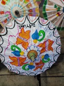 Festival Payung di Solo