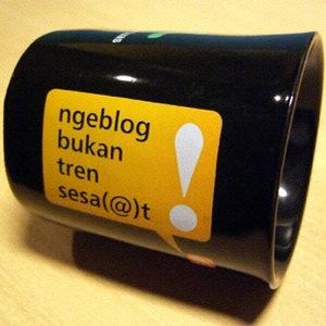 kembali ngeblog